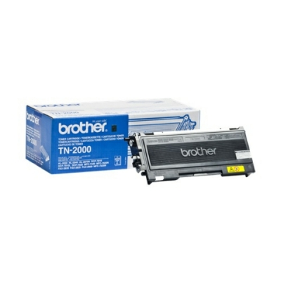Brother toner TN-2000 zwart