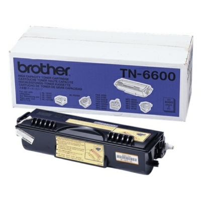 Brother toner TN-6600 zwart